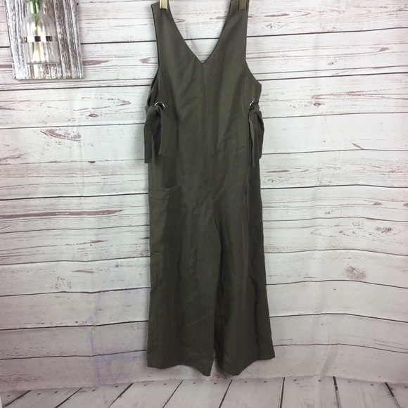 3877f109 Zara One Pieces | Girls Soft Collection Jumpsuit Size 7 | Poshmark